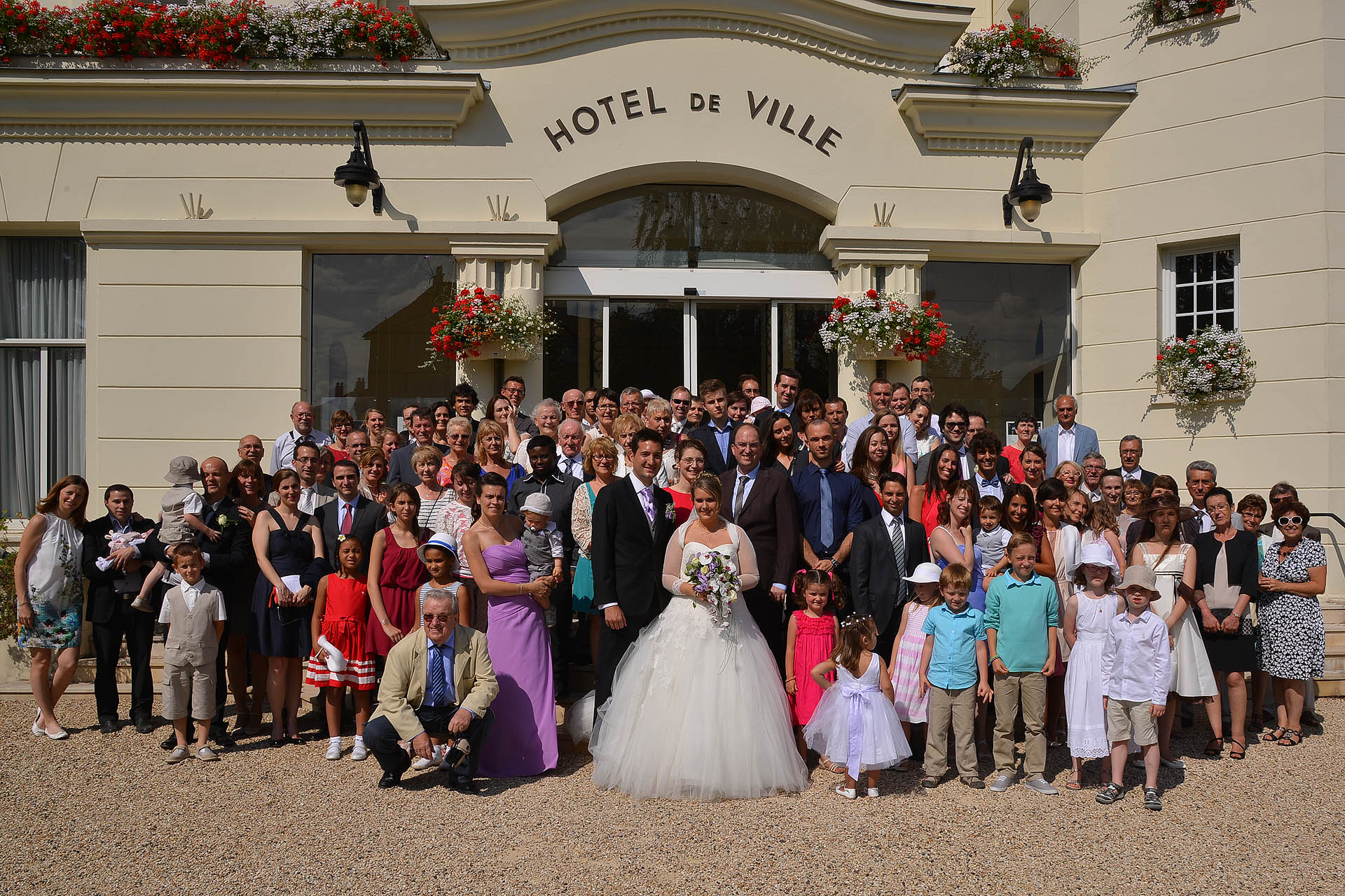 groupe mariage ermont